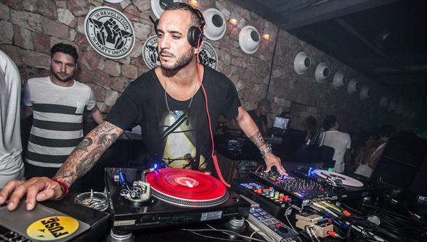 Carl Cox Space Ibiza
