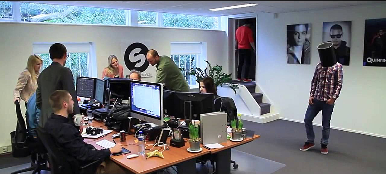 spinnin-records-offices