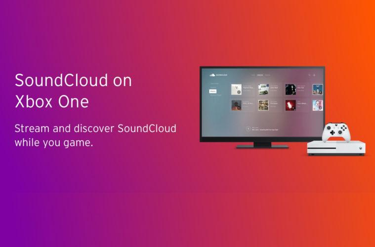 SoundCloud on Xbox