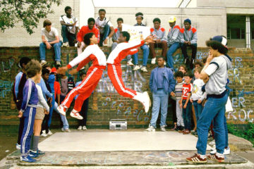 hip-hop 80's