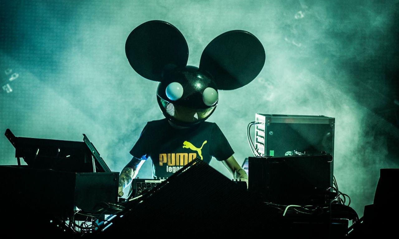 Deadmau5 новый трек