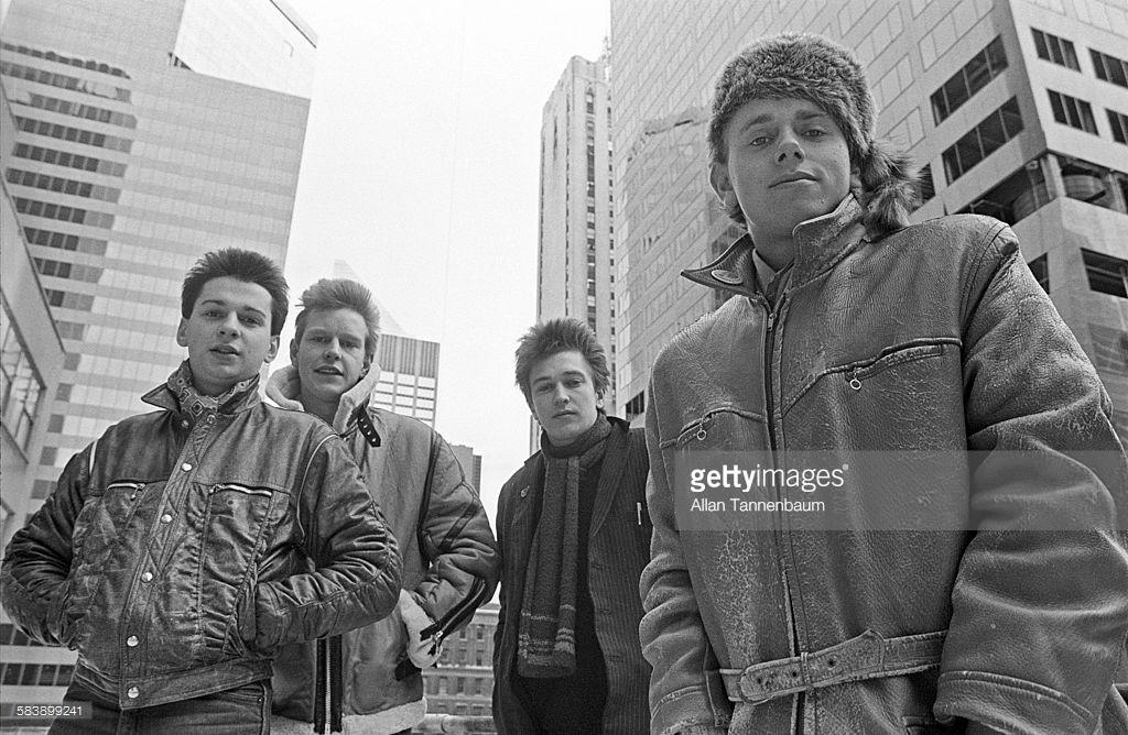 Depeche Mode1982