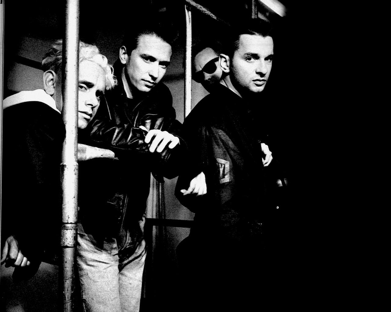 1995 depeche mode