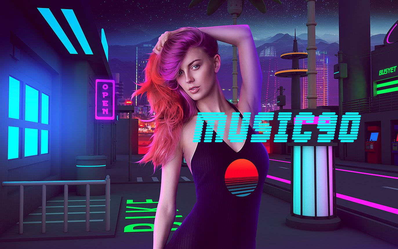 music-90
