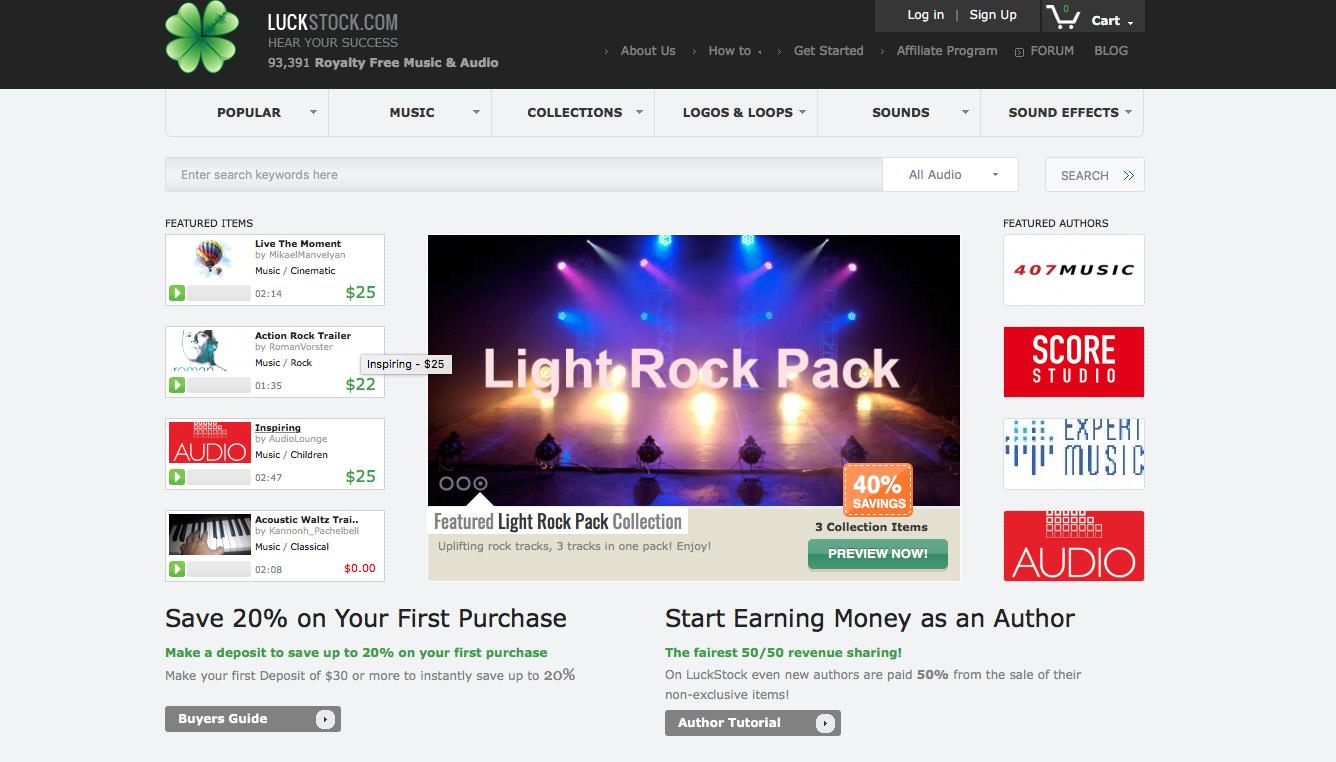 Где продать свою музыку: площадки для продажи аудиотреков