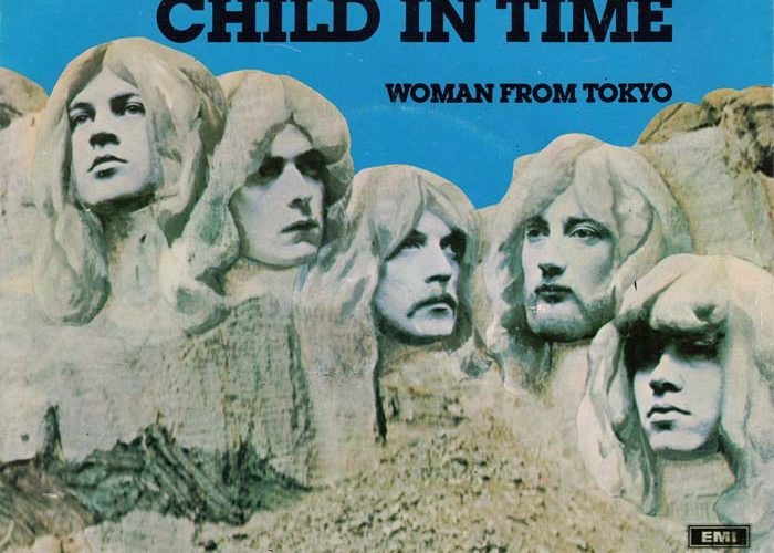 Deep Purple, Child In Time