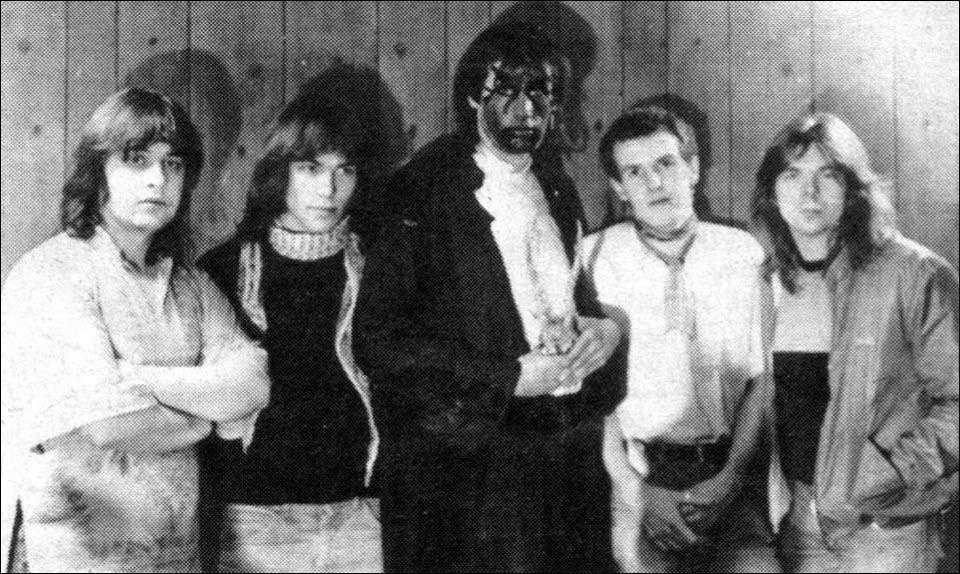 Marillion - фундаментальный арт-рок а-ля ранний Genesis