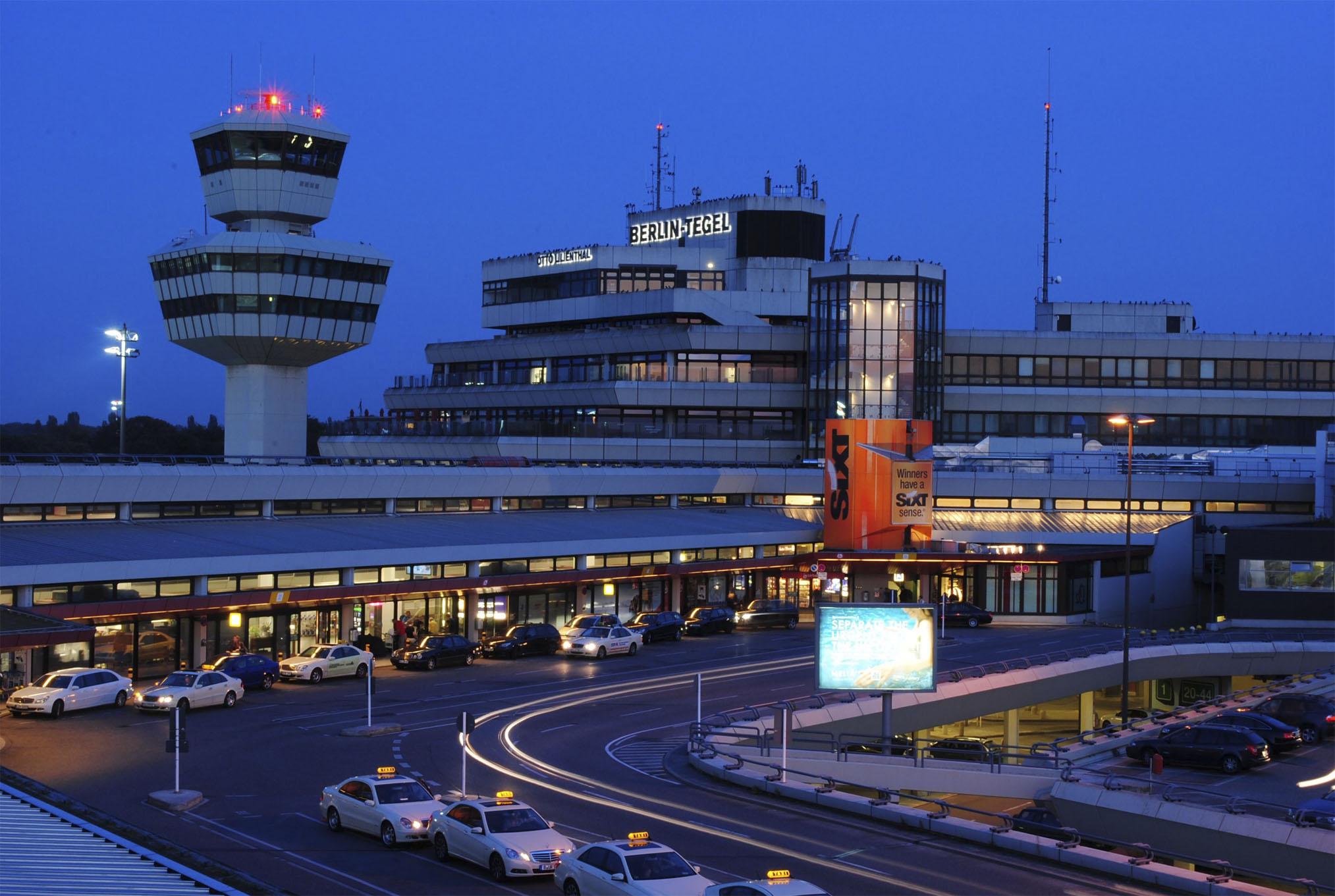 Берлинский аэропорт Tegel могут превратить в гигантский клубный комплекс