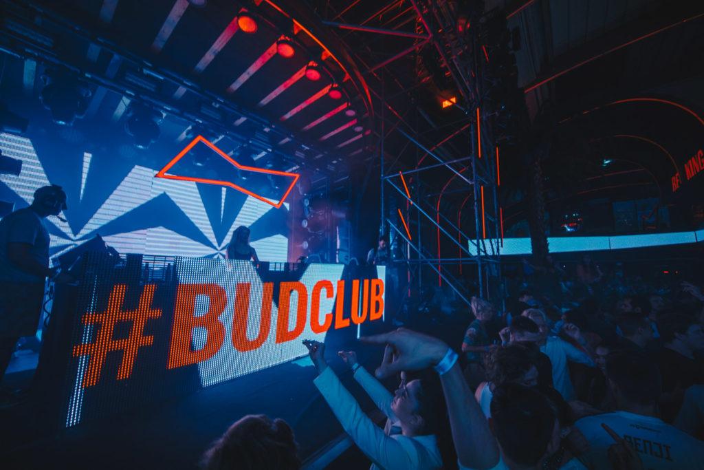 Лучшие диджеи планеты зажгут танцпол BUD Club