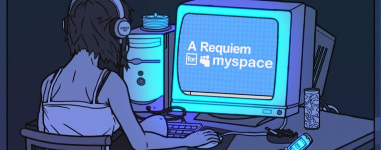 Myspace потеряли все аудиозаписи
