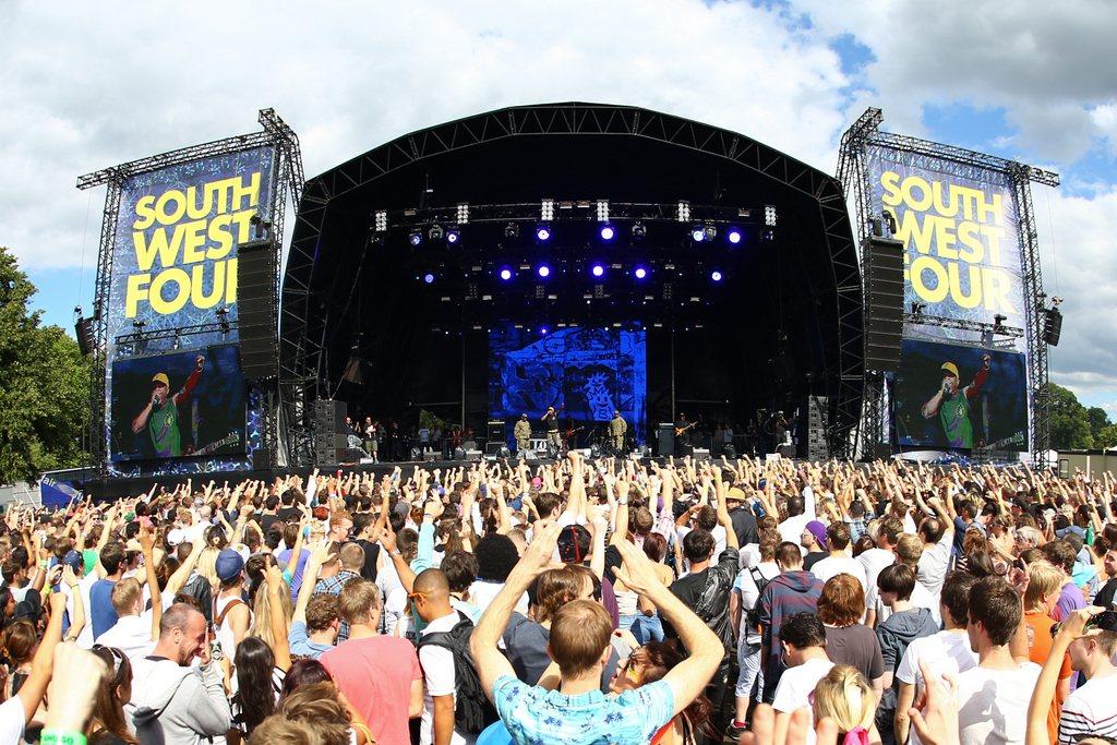 Pendulum заменят the prodigy на фестивале south west four